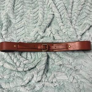 Brown Loft Belt